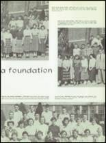 1954 Hutchinson High School Yearbook Page 80 & 81