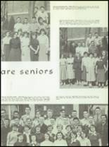 1954 Hutchinson High School Yearbook Page 84 & 85