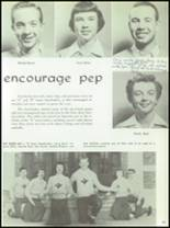 1954 Hutchinson High School Yearbook Page 92 & 93
