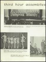 1954 Hutchinson High School Yearbook Page 94 & 95