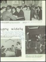 1954 Hutchinson High School Yearbook Page 96 & 97