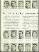 1954 Hutchinson High School Yearbook Page 102 & 103