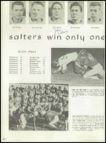 1954 Hutchinson High School Yearbook Page 104 & 105