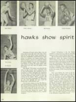 1954 Hutchinson High School Yearbook Page 106 & 107