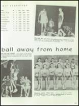 1954 Hutchinson High School Yearbook Page 108 & 109