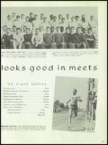 1954 Hutchinson High School Yearbook Page 110 & 111