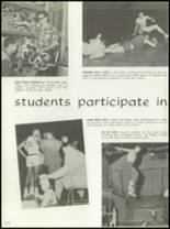 1954 Hutchinson High School Yearbook Page 116 & 117
