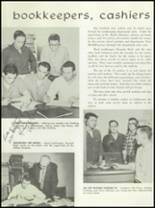 1954 Hutchinson High School Yearbook Page 120 & 121