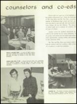 1954 Hutchinson High School Yearbook Page 122 & 123