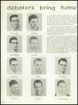 1954 Hutchinson High School Yearbook Page 124 & 125