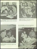 1954 Hutchinson High School Yearbook Page 126 & 127
