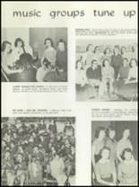 1954 Hutchinson High School Yearbook Page 132 & 133