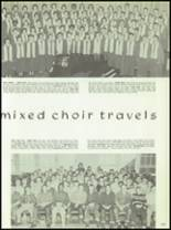 1954 Hutchinson High School Yearbook Page 134 & 135