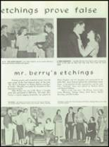 1954 Hutchinson High School Yearbook Page 136 & 137