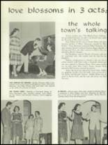 1954 Hutchinson High School Yearbook Page 138 & 139