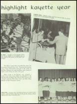 1954 Hutchinson High School Yearbook Page 142 & 143