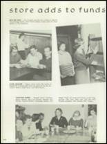 1954 Hutchinson High School Yearbook Page 144 & 145
