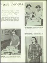 1954 Hutchinson High School Yearbook Page 150 & 151
