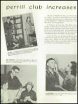 1954 Hutchinson High School Yearbook Page 152 & 153