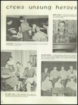 1954 Hutchinson High School Yearbook Page 154 & 155