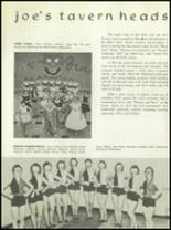 1954 Hutchinson High School Yearbook Page 158 & 159