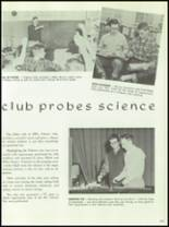 1954 Hutchinson High School Yearbook Page 164 & 165