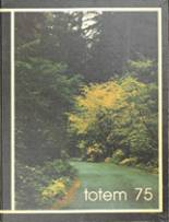1975 Yearbook Lincoln High School