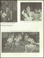 1966 Clinton High School Yearbook Page 16 & 17