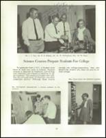 1966 Clinton High School Yearbook Page 24 & 25