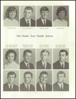 1966 Clinton High School Yearbook Page 38 & 39