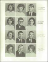 1966 Clinton High School Yearbook Page 40 & 41