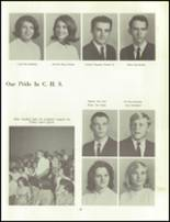 1966 Clinton High School Yearbook Page 42 & 43