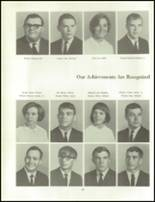 1966 Clinton High School Yearbook Page 44 & 45