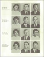 1966 Clinton High School Yearbook Page 46 & 47