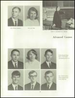 1966 Clinton High School Yearbook Page 48 & 49