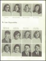 1966 Clinton High School Yearbook Page 50 & 51