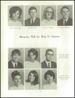 1966 Clinton High School Yearbook Page 52 & 53