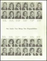 1966 Clinton High School Yearbook Page 54 & 55