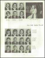 1966 Clinton High School Yearbook Page 60 & 61
