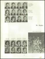 1966 Clinton High School Yearbook Page 68 & 69