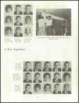 1966 Clinton High School Yearbook Page 76 & 77