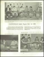 1966 Clinton High School Yearbook Page 84 & 85