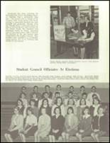 1966 Clinton High School Yearbook Page 86 & 87