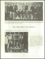 1966 Clinton High School Yearbook Page 88 & 89