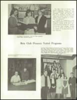1966 Clinton High School Yearbook Page 90 & 91