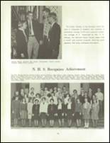 1966 Clinton High School Yearbook Page 94 & 95