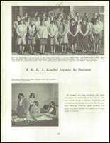 1966 Clinton High School Yearbook Page 100 & 101