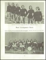 1966 Clinton High School Yearbook Page 102 & 103
