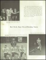 1966 Clinton High School Yearbook Page 108 & 109