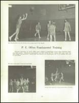 1966 Clinton High School Yearbook Page 124 & 125